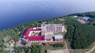 "Аэросъемка санатория ""Ижминводы"""