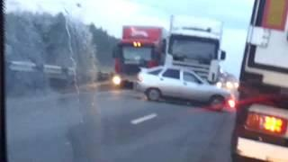 Авария под Уфой