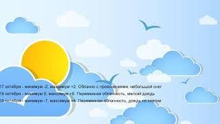 Погода в Белорецке 17, 18, 19 октября 2019. На завтра, день, неделю