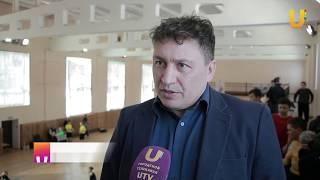 Новости UTV. Полуфинал первенства России по гандболу проходит в Стерлитамаке