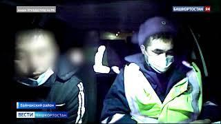 Пил между рейсами: в Башкирии поймали пьяного водителя автобуса
