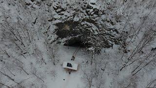 Аскинская ледяная пещера. Южный Урал.