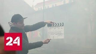 """В Выборге стартовал кинофестиваль """"Окно в Европу"""" - Россия 24"""