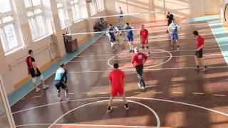 Соревнования по волейболу среди трудящихся коллективов г. Кумертау