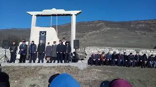 Памятник османским воинам в Дагестане