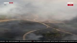 В Херсонской области лесной пожар локализован 31.05.18