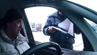 ДПС Учалы отдавай шашку такси