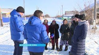 Деревня в Белебеевском районе оказалась отрезана от цивилизации
