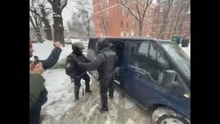 Юлию Навальную задержали в Москве 31 января