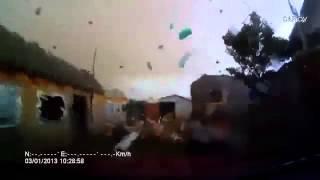 Торнадо в Башкирии! Кариево