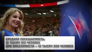 КХЛ событие – Рекорд посещаемости
