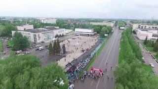 Стерлитамак: День города 2017 (с высоты птичьего полёта)