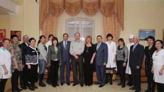 Конференция в Красноусольске (Республика Башкортостан)
