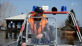 Паводок пришел уже в 107 регионов России.