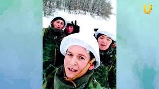 Телеоткрытка на UTV (20 декабря)