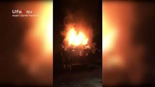 В Максимовке сгорел дом