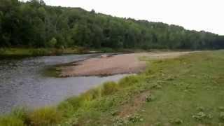 Рыбалка и отдых на реке Зилим Республики Башкортостан