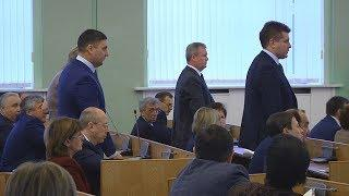 UTV.  Новый мэр Уфы пригрозил главам районов регулярными объездами