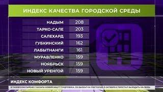 Ямальские города получили оценки качества городской среды