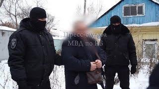 Задержание наркодилеров в Уфе