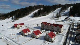 Павловский парк. Зима 2019 Республика Башкортостан.