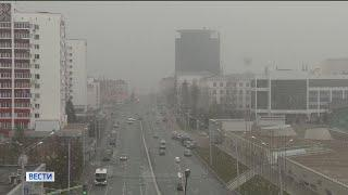 Синоптики предупреждают жителей республики об ухудшении погодных условий в Уфе