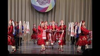 "Татарский танец ""Сабантуй"""