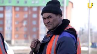 Новости UTV. Ямочный ремонт дорог в Салавате