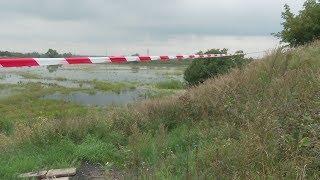 UTV. В Уфе жители добиваются строительства прогулочной аллеи на берегу всеми забытого пруда