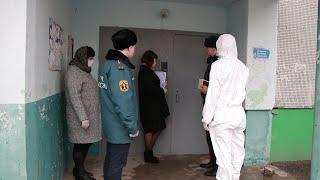 UTV. В Башкирии около 3 тысяч людей сидят на карантине из-за COVID-19. Рассказываем, кто им помогает