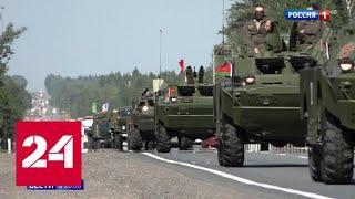 Не видать парада? Отреставрированная боевая техника оказалась вне закона - Россия 24