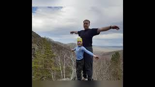 Водопад Гадельша. Башкирия. май 2021г.