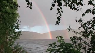 Павловское водохранилище 10 - 13 июня 2018 года