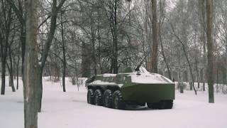 Нива для зимы в Кумертау