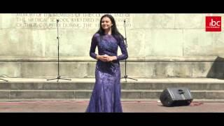 Асаева Гульназ - Сабантуй 2015 в Лондоне