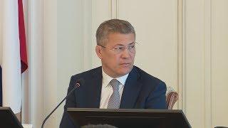 UTV. Радий Хабиров рассказал о попытке фальсификации результатов ЕГЭ в Башкирии