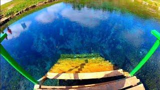 Удивительная поездка на Голубое озеро (Башкирия)
