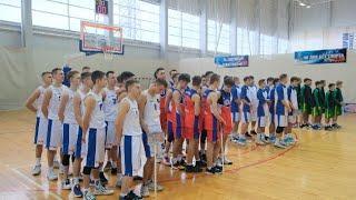 Новости UTV. В Салавате проходит полуфинал Первенства России по баскетболу