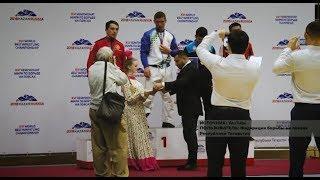 Башкирский борец Артур Зулькарнаев – чемпион мира по борьбе на поясах