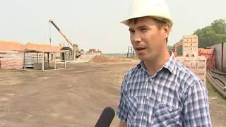 В Башкирии в Илишевском районе начали строить благоустроенный поселок для аграриев