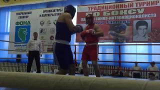 Егор Худяков (Челябинск)- Лева Хачатрян (Октябрьский)
