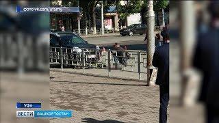 В центре Уфы из-за серьезной аварии перекрыли улицу: погиб ребенок
