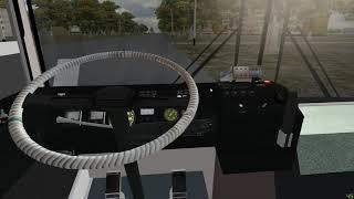 ДК-210 + Ишимбай. Попытка №2 [OMSI 2]