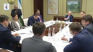 Глава Башкирии раскритиковал главу Минэкономразвития РБ Сергея Новикова