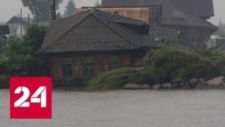 В Иркутской области ждут повышения уровня воды - Россия 24