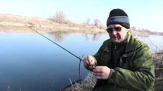 Весенняя рыбалка на Оке 2019 в Апреле.Половодье,ты где.