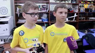 Новости UTV. В Стерлитамаке прошёл региональный этап «РобоФест-2020»