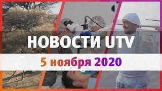 Новости Уфы и Башкирии 05.11.2020: уникальные лиственницы, силач с самолётом и реставрация зубов