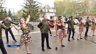 Города Башкирии присоединились к международной акции «Вальс Победы»