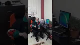 Заслуженный артист РБ Гафуан Фазуллин. #оставайтесьдома